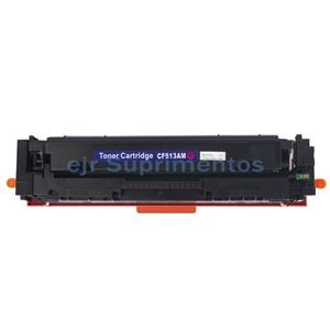 Toner para hp M154 M180 M181 154A 154NW 180N 180NW 181FW, cf 513 magenta, 204A compatível