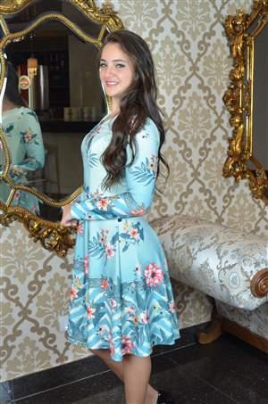 Vestido Mariana 1793
