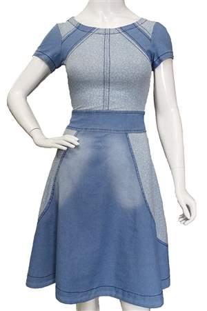 Vestido Jeans - REF 13785