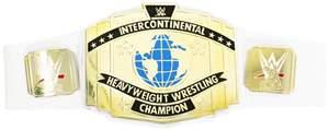 Cinturão WWE Intercontinental ORIGINAL Frete Grátis
