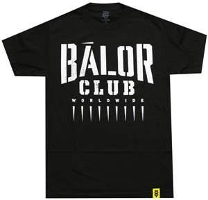 """Camiseta WWE Finn Bálor """"Bálor Club"""" ORIGINAL Frete Grátis"""