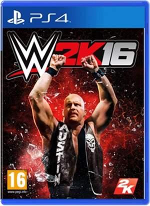 WWE 2K16 (PS4) ORIGINAL Pronta Entrega