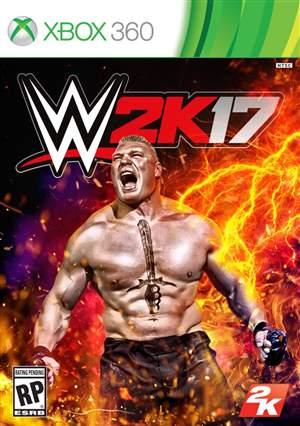 WWE 2K17 (XBOX 360) (PRÉ-VENDA) ORIGINAL Frete Grátis