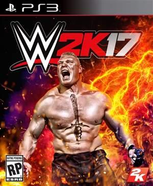 WWE 2K17 (PS3) (PRÉ-VENDA) ORIGINAL Frete Grátis