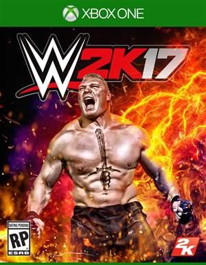 WWE 2K17 (XBOX ONE) ORIGINAL Frete Grátis