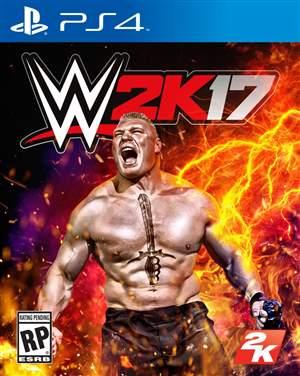 WWE 2K17 (PS4) ORIGINAL Frete Grátis