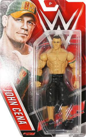 John Cena WWE Basic 61 +BRINDE ORIGINAL Pronta Entrega