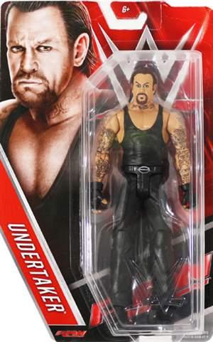 Undertaker WWE Basic 63 +BRINDE ORIGINAL Pronta Entrega