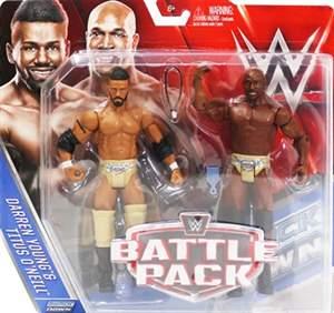 Prime Time Players WWE Pack 39 +BRINDE ORIGINAL Pronta Entrega