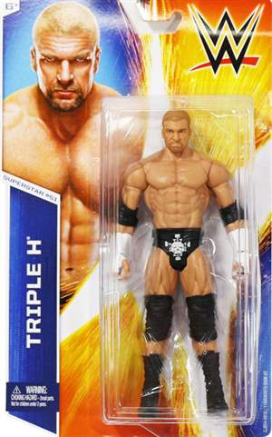 Triple H WWE Basic 53 +BRINDE ORIGINAL Pronta Entrega