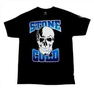 "Camiseta WWE Stone Cold ""Stomping Mudholes"" ORIGINAL Pronta Entrega"