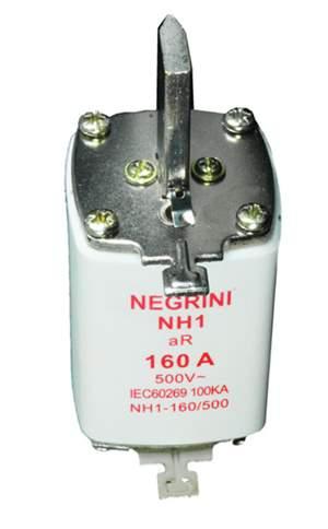 Fusível NH1 63A 500V ultra rápido