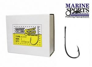 Anzol 4330 Marine Sports - Caixa c/ 100