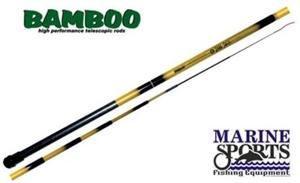 Varas Telescópicas Marine Sports Bamboo c/ 1 un.