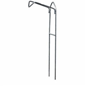 Suporte de Vara Simples 23cm