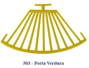 Porta Verdura Jel Plast - Ref.: 503 - c/ 1 un.