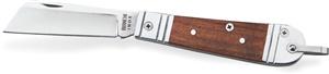 "Canivete Bianchi Rog Alumínio/Madeira 3 1/8"" c/ 1 un."