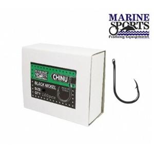 Anzol Chinu Marine Sports - Caixa c/ 100