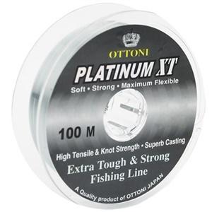 Linha Ottoni Platinum XT 100 metros - Caixa c/ 05