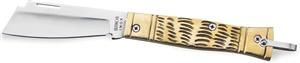 """Canivete Bianchi Tradicional Metal 3 1/4"""" c/ 1 un."""