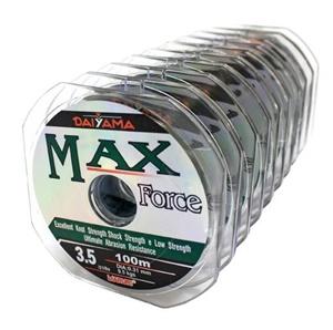 Linha Monofilamento Max Force Maruri - Caixa c/ 10