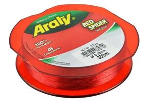 Linha Mazzaferro Araty Red Spider - Várias Espessuras com 300m