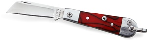 """Canivete Bianchi Rog Alumínio/Acrílico 2 3/8"""" c/ 01 un."""