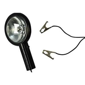 Lanterna Jacaré Cilibrim 12v Foco de Longo Alcance c/ 01 un.