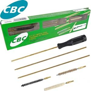 Kit de Limpeza CBC para Carabinas de Pressão 5,5mm c/ 01 un.