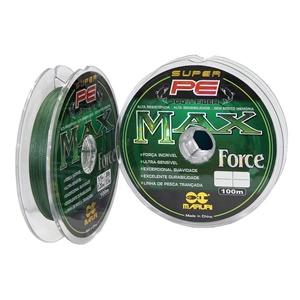 Linha Max Force Multifilamento Super PE - Maruri