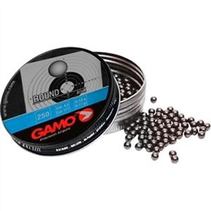 Chumbinho Gamo Round 4.5mm c/ 250un.