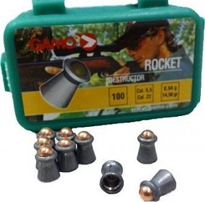 Chumbinho Gamo Rocket 5.5mm c/ 100un.