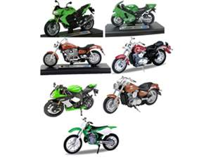 MOTO COLLECTION 1:18 KAWASAKI WELLY