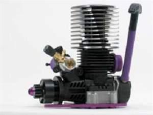 NITRO STAR K4.6 HO ENGINE W/PULLSTART HPI