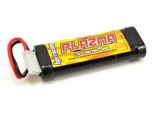 PLAZMA 7.2V 2000MAH NI-MH BATTERY PACK HPI