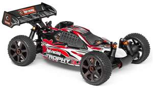AUTOMODELO A COMBUSTAO OFF-ROAD TROPHY 3.5 BUGGY HPI
