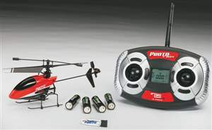 PROTO MAX 4-CHANNEL 2.4GHZ RTF HELICOPTER REVELL