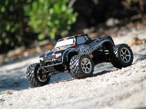 AUTOMODELO OFF-ROAD MINI RECON ELÉTRICO HPI