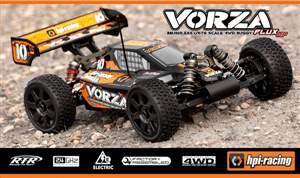 AUTOMODELO OFF-ROAD VORZA FLUX HP HPI