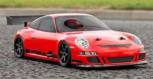 AUTOMODELO ON-ROAD RTR NITRO RS4 3 EVO PORSCHE 911 GT3, 1/10, RADIO 2.4GHZ HPI