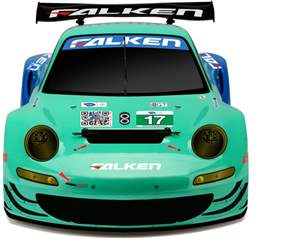 AUTOMODELO ON-ROAD SPRINT2SPORT PORSCHE 997GT3 HPI