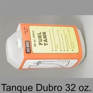 TANQUE DE COMBUSTIVEL PARA AEROMODELO 32 OZ DUBRO