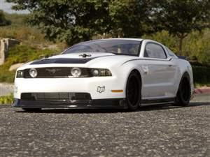 BOLHA FORD MUSTANG 2011 P/ AUTOMODELO ON ROAD HPI