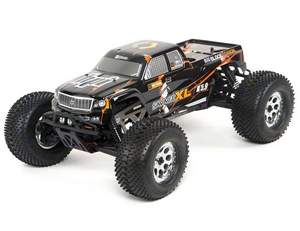 AUTOMODELO À COMBUSTÃO OFF-ROAD SAVAGE 5.9XL HPI