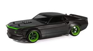 AUTOMODELO ON-ROAD NITRO RS4 MUSTANG RTR-X HPI