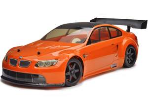 AUTOMODELO ON-ROAD RTR SPRINT 2 FLUX BMW M3, 1/10, COM RADIO 2.4GHZ, MONTADO HPI