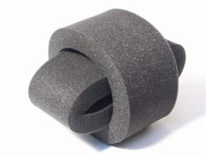 INNER FOAM 30x80x255mm (FIRM) HPI