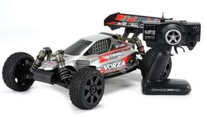 AUTOMODELO RTR VORZA FLUX HP WITH VB-1 BUGGY BODY HPI