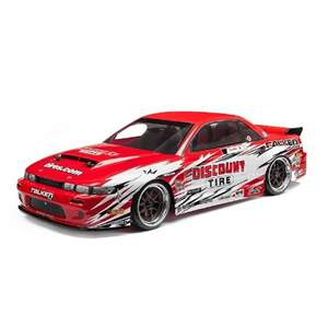 AUTOMODELO ON-ROAD MODELO NISSAN  S13 DISCOUNT TIRE HPI