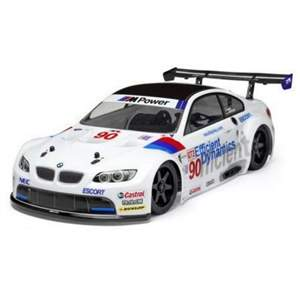 AUTOMODELO BMW ON-ROAD ELETRICO ESCALA 1/10 COM RADIO 2.4 GHZ HPI